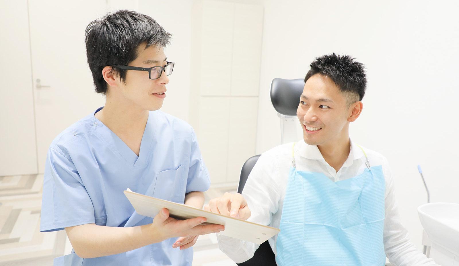 当院が「入れ歯治療」で大切にしていること