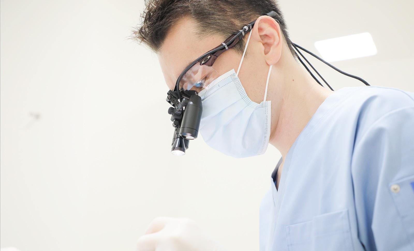 「歯を削りすぎない治療」の実践